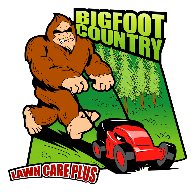 bigfoot country lawn care plus